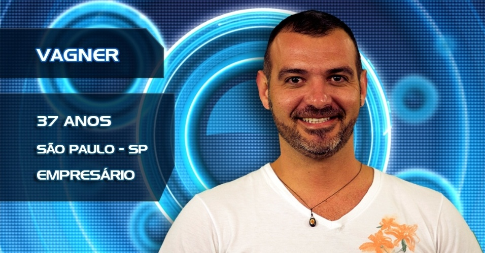 Vagner, 37 anos, São Paulo, empresário