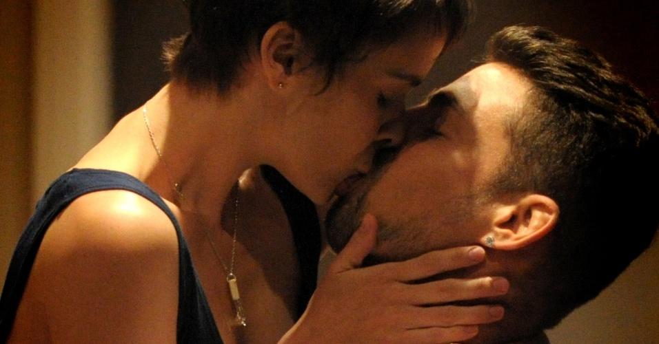 """Em 2012, foi um dos protagonistas da novela """"Avenida Brasil"""" juntamente com Débora Falabella. Seus personagens, Jorginho e Nina, se apaixonaram na infância, quando viveram em um lixão, e se reencontraram adultos"""