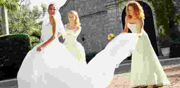 Imagem para a matéria sobre os mandamentos da boa madrinha de casamento - Thinkstock - Thinkstock
