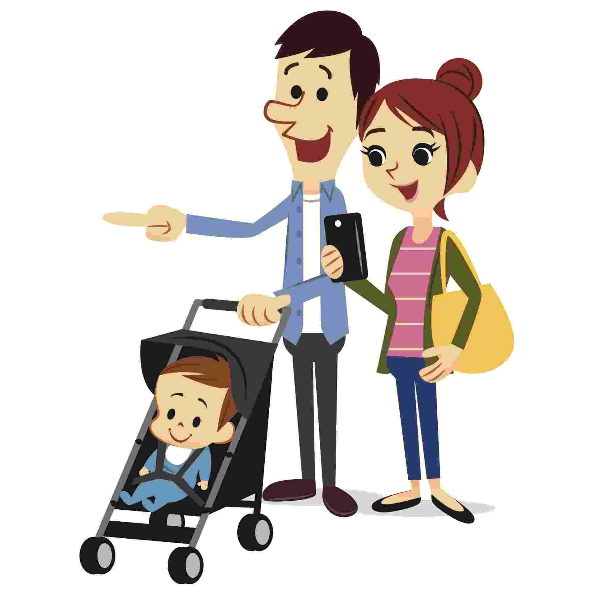 Para ajudar os pais nos cuidados com os filhos bebês, o UOL Gravidez e Filhos selecionou dez aplicativos para smartphones que auxiliam nas tarefas diárias como lembrar horário de remédio e consultas ao pediatra. Além disso, alguns deles servem como guia de passeio e têm músicas para acalmare o bebê na hora de dormir. Veja a seguir outros benefícios - Getty Images