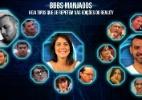"""Conheça as tatuagens dos participantes do """"BBB14"""" - Divulgação/TV Globo"""