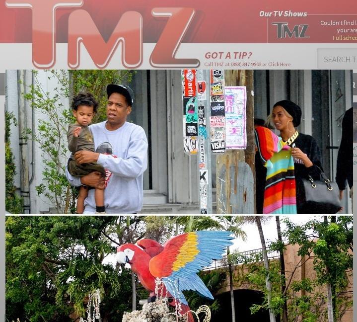 Beyoncé e Jay-Z celebraram o aniversário da filha em jardim zoológico em Miami