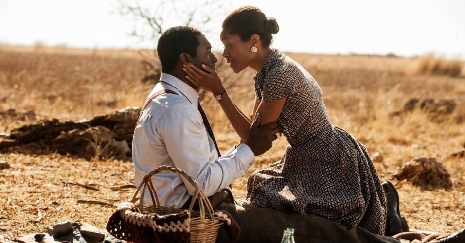 Cena do filme ?Mandela?