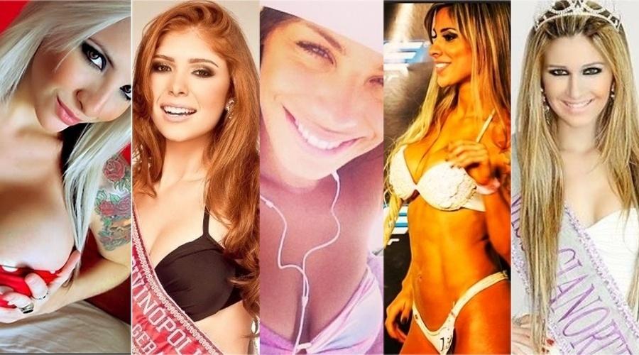 """Gatas: confira a beleza das participantes do  """"BBB14"""""""