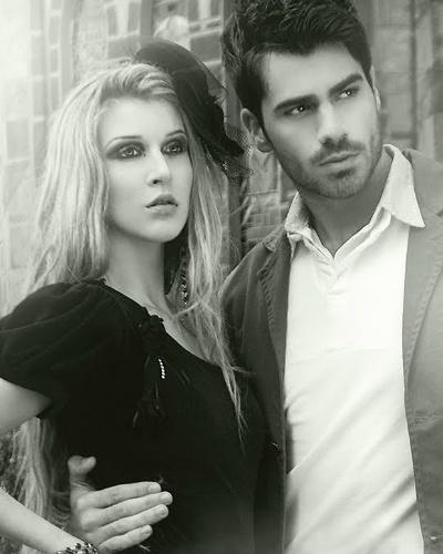 Tatiele é modelo e já fez trabalho fotográfico com o ex-BBB Rodrigão