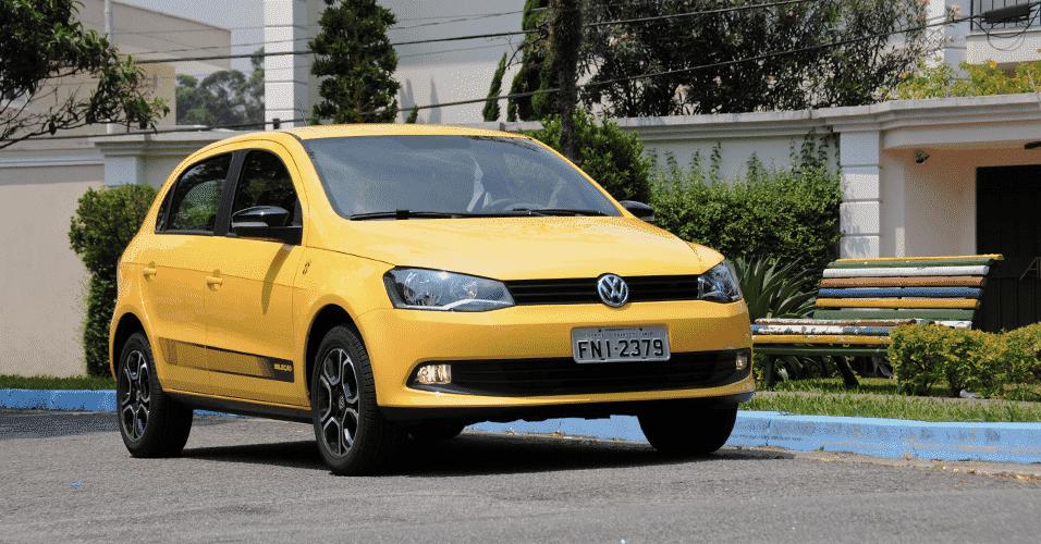VW Gol Seleção 1.6 2014 - Murilo Góes/UOL