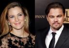 Barrymore e DiCaprio se juntam a time de apresentadores do Globo de Ouro - Montagem