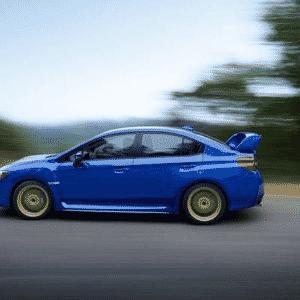 Subaru WRX STi 2015 - Reprodução