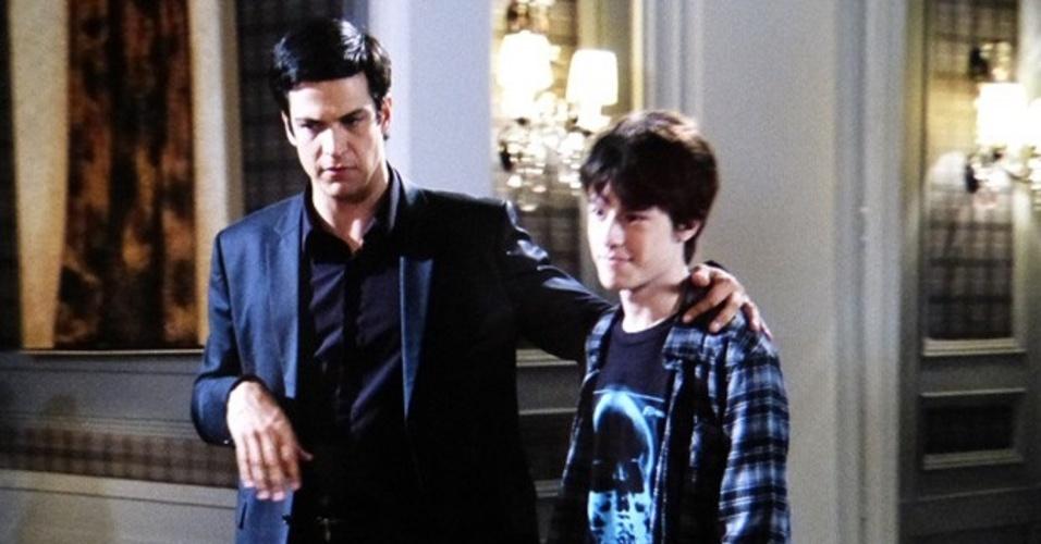 Félix não admite ter interesse por Niko