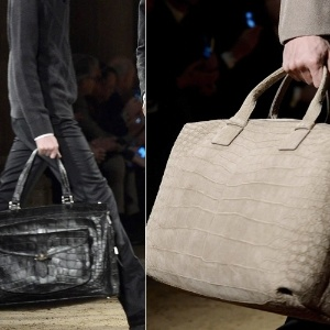 e68cf548e7753 Grifes italianas de luxo desfilam novidades para os homens no Inverno 2014