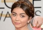 Looks inspiradores: veja as maquiagens e penteados das famosas no Globo de Ouro - Getty Images