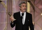 """Alfonso Cuarón vence Globo de Ouro de melhor diretor por """"Gravidade"""" - Getty Images"""