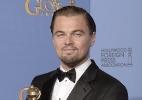 Globos de Ouro de melhor ator ficam com DiCaprio e McConaughey - Kevin Winter/Getty Images