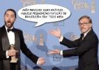 As melhores frases do Globo de Ouro 2014 - Getty Images