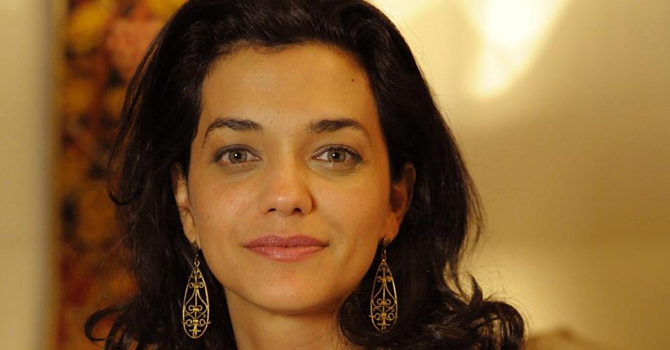 "Ana Cecília é Isabel em ""A Teia"""