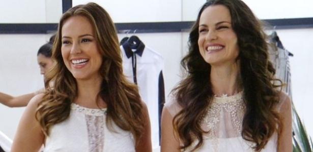 """Em """"Amor à Vida"""", Paloma escolhe o vestido da renovação de votos com Bruno"""