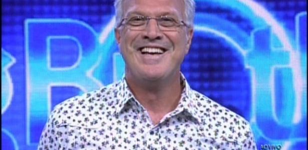"""Pedro Bial, apresentador do """"BBB"""""""