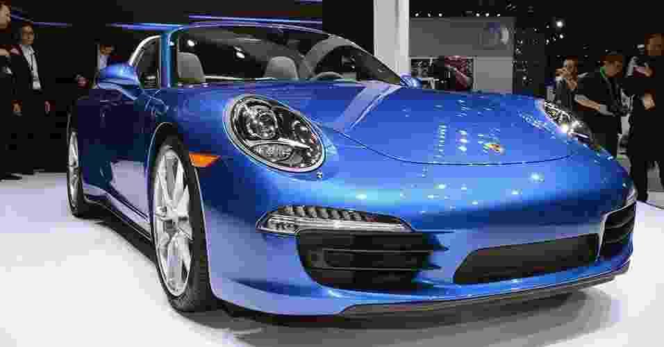 Porsche 911 Targa 2015 - Newspress