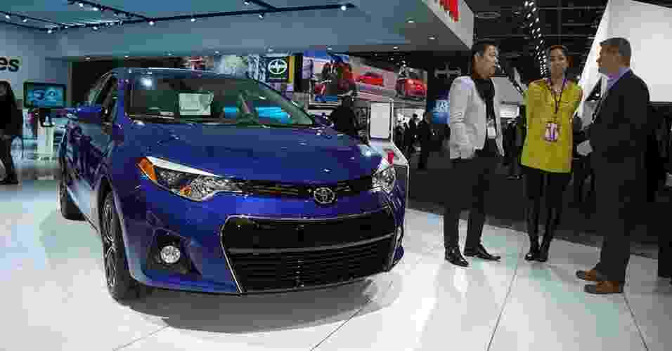 Toyota Corolla S 2014 - Eugênio Augusto Brito/UOL