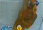 """O que achou da nudez de Diego no """"BBB14""""? - Reprodução/TV Globo"""