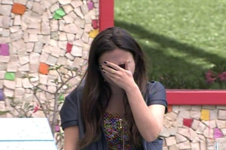 "16.jan.2014 - Em ""Amor à Vida"", Valdirene é eliminada do BBB"