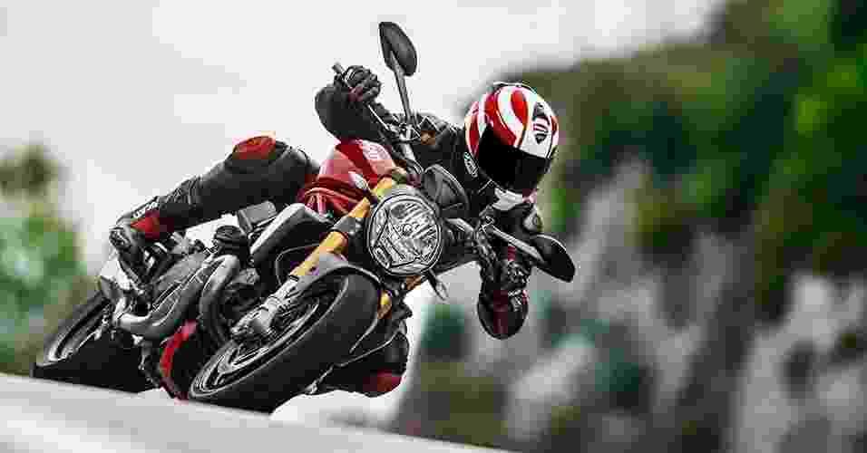 Ducati Monster 1200 - Divulgação