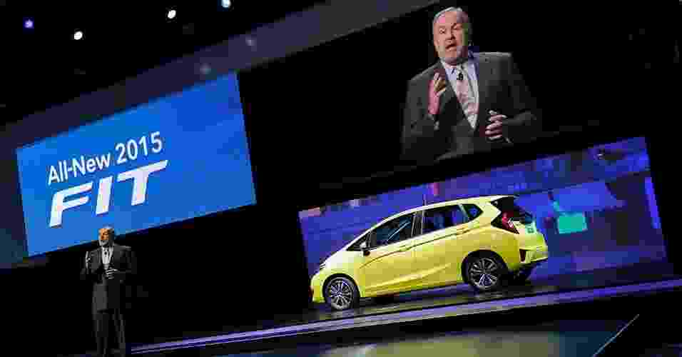 Honda Fit 2015 - Zhang Jun/Xinhua