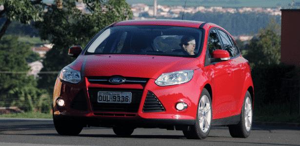 Problema foi detectado primeiro no Focus, passando depois a New Fiesta e EcoSport  - Murilo Góes/UOL