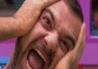 """""""BBB15 está bem melhor que o BBB14"""", diz o ex-brother Vagner - Reprodução/TV Globo"""