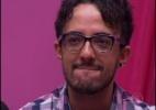 """""""Todo grande livro, toda grande obra tem seu fim"""", diz Alisson após o """"BBB"""" - Reprodução/TV Globo"""