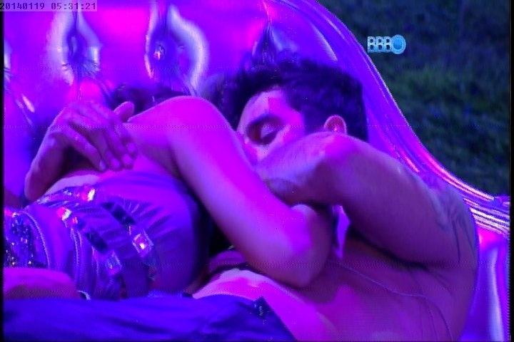 Diego e Franciele - BBB