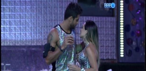 Diego e Leticia - BBB14