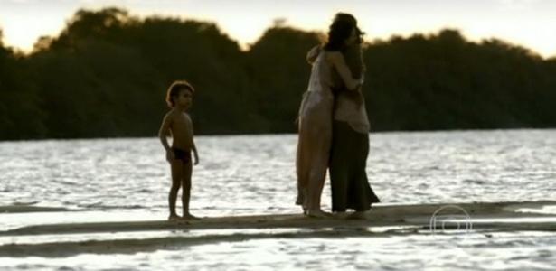 Inácio interpretou o filho de Antonia e Leandro, interpretados por Isis Valverde e Cauã Reymond