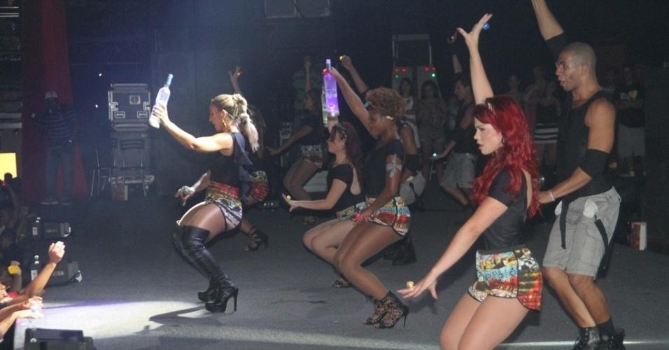 Valesca Popozuda se apresenta no Barra Music, no Rio