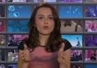 Monica Iozzi comentarista - Reprodução/Globo
