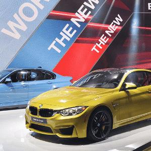 BMW M3 e BMW M4 - Stan Honda/AFP
