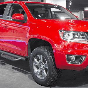Chevrolet Colorado - Jasen Vinlove/ZUMAPRESS/Xinhua