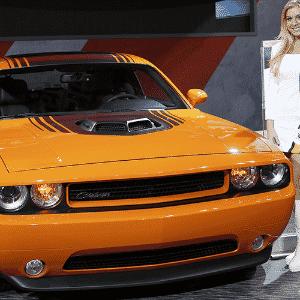 Dodge Challenger Shaker - Rebecca Cook/Reuters