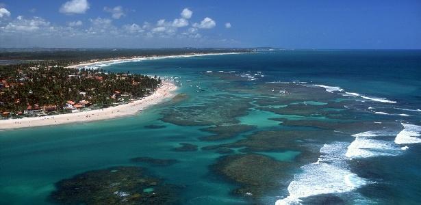Porto de Galinhas é um dos destinos de verão mais buscados no TripAdvisor - Divulgação/Ministério do Turismo