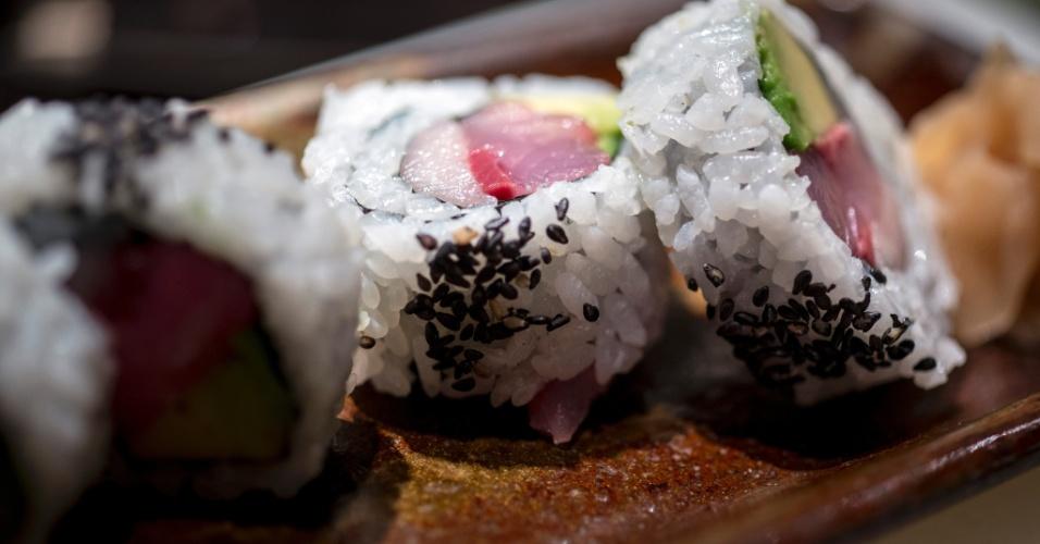 É imprescindível fazer reserva no Jin Kichi, em Hampstead,como também para saborear o gindara, bacalhau negro grelhado com missô branco