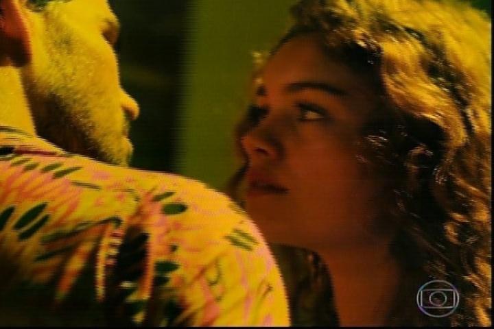 """Em """"Serra Pelada - A Saga do Ouro"""", Sophie Charlotte vive a prostituta Tereza, que se envolve com homens em busca do sonho do ouro"""