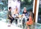 """""""Não superei a eliminação"""", diz Alisson no """"Mais Você"""" - Reprodução/Globo"""