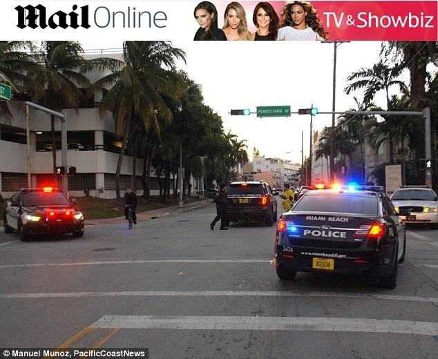 23.jan.2014 - Justin Bieber é detido pela polícia de Miami, nos EUA, por dirigir embriagado e disputar racha