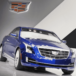Cadillac ATS Coupé - Scott Olson/Getty Images/AFP
