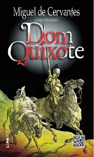 """""""Dom Quixote"""", de Miguel de Cervantes (L&PM) - Um dos maiores romances da humanidade, acompanhando as aventuras e desventuras do desiludido fidalgo obcecado por romances de cavalaria que resolve viajar pelo mundo enfrentando o mal e ajudando os fracos e oprimidos. Preço sugerido: R$ 46"""