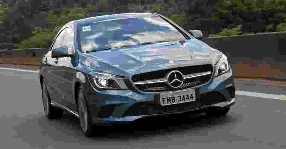 Mercedes-Benz CLA 200 2014 - Murilo Góes/UOL