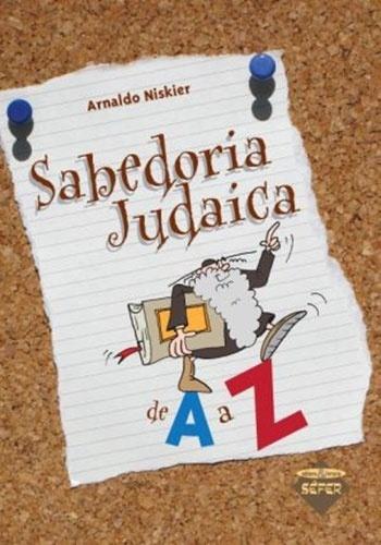 """""""Sabedoria Judaica: De A a Z"""", de Arnaldo Niskier (Sefer) - Uma introdução ao pensamento judaico, que Félix (Mateus Solano) ofereceu a Pérsio (Mouhamed Harfouch) na novela. O livro aborda reflexões presentes em outras obras de diversas épocas e assuntos, como """"O Livro da Sabedoria"""", de Salomão; """"Os 613 Mandamentos"""", de Maiomônides; e """"O Humor Judaico"""", de Moacyr Scliar. Preço sugerido: R$ 20"""