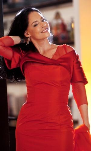 """Sônia Braga, assim como Lucélia, também marcou seu nome na teledraturgia brasileira. Como esquecer de Gabriela, de """"Gabriela""""? Desde """"Páginas da Vida"""", de 2006, a atriz só tem feito pequenas participações em seriado"""