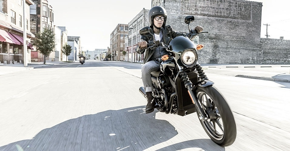 Harley-Davidson 750 cc e 500 cc