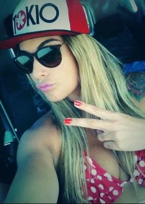 """Monique Amin participou da 12ª edição do """"Big Brother Brasil"""""""